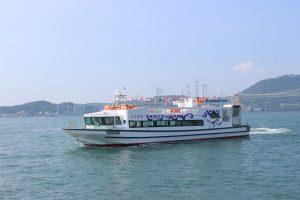 平成30年8月就航の新造船「ふくまる」
