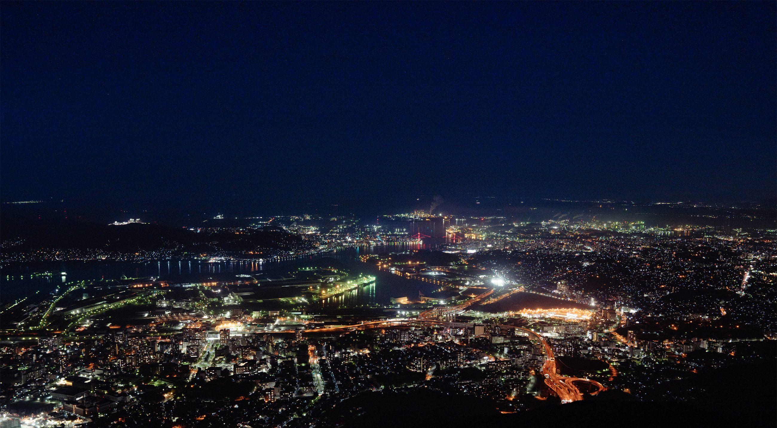 Ba điểm ngắm cảnh đêm đẹp nhất của Nhật Bản